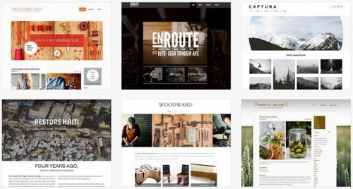 Weebly Website Builder Templates