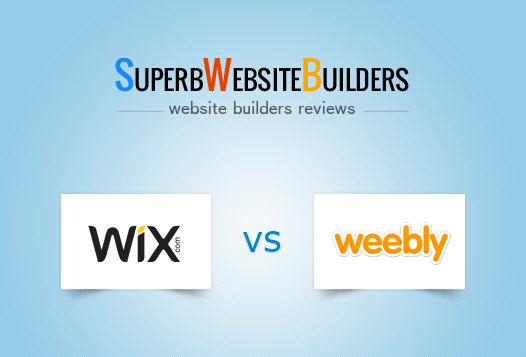 wix vs weebly