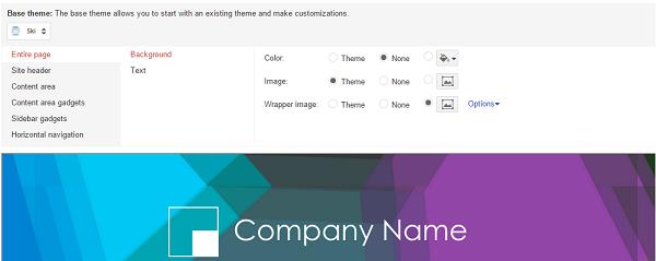 Design Customization