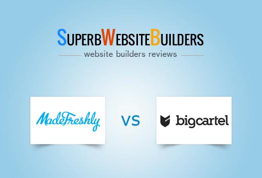 Madefreshly vs Big Cartel