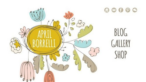 Weebly Sample Website - AprilBorrelli
