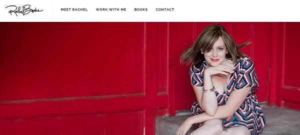 Weebly Sample Website - RachelBrenke