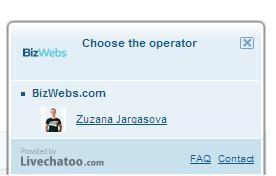 BizWebs - LiveChat