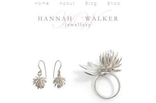 Hannah Walker Jewellery - Yola Example Website