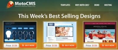 MotoCMS Homepage