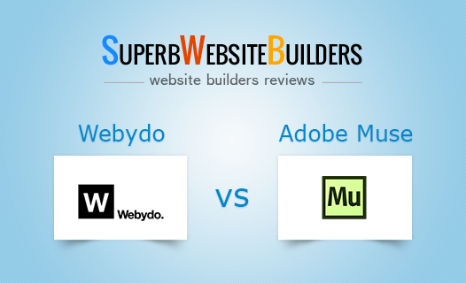 Webydo vs Adobe Muse
