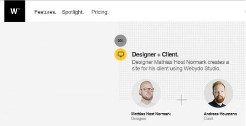 Webydo Designer - Client