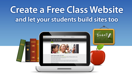 Weebly for Education - Create a Free Class Website