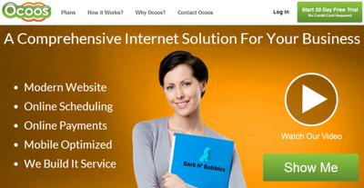 Ocoos - Homepage