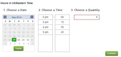 Ocoos - Online Scheduling
