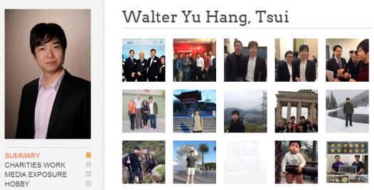 Walter's Website