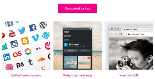 Flavors - Homepage