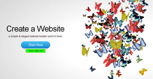 IM Creator - Homepage