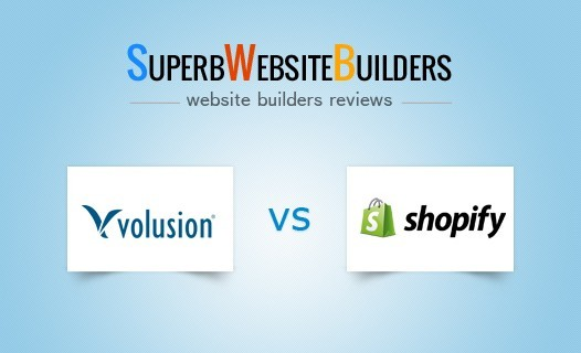 Volusion vs Shopify