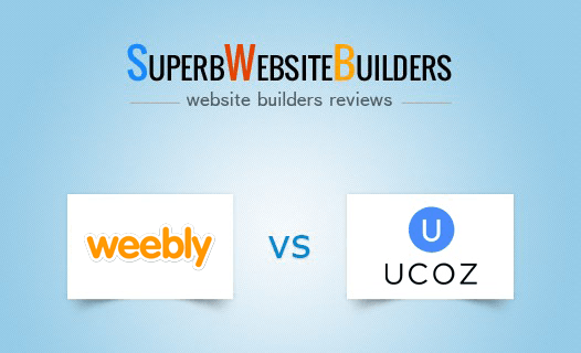 Weebly vs uCoz