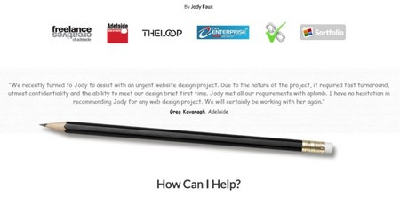 BigBlueRoo - Webydo example website
