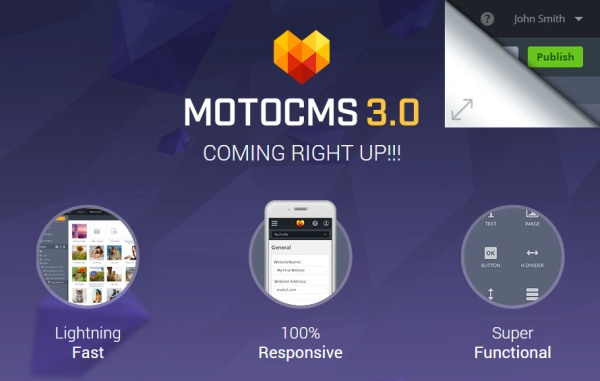 MotoCMS Beta Image