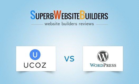 uCoz vs WordPress