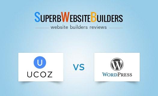 uCoz vs WordPress
