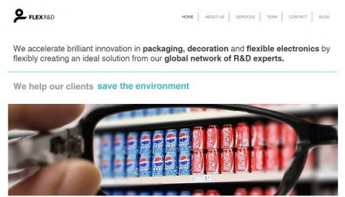 Flex R&D - Wix Website Examples