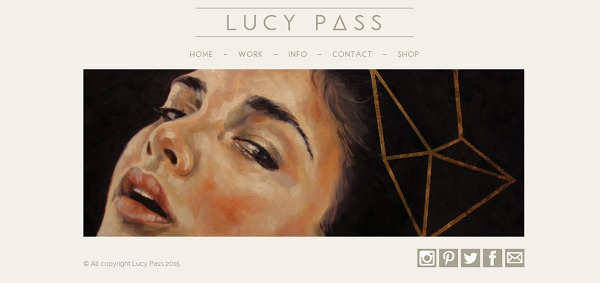 Moonfruit sample site - Lucy Pass