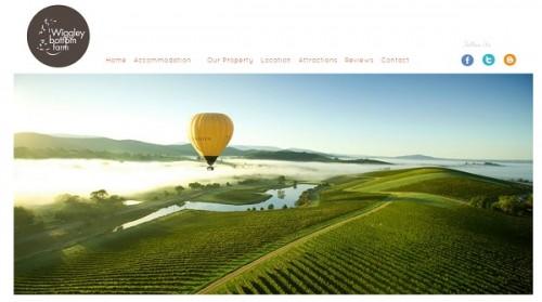 Wiggley Bottom Farm - IM Creator sample site