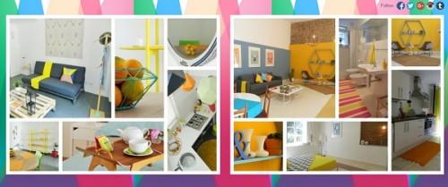 Yola website example - Feel At Home Catania