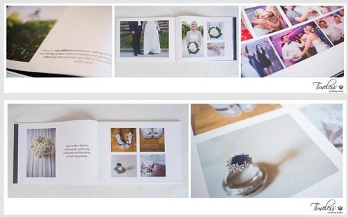 Weebly portfolio example - Timeless Photography