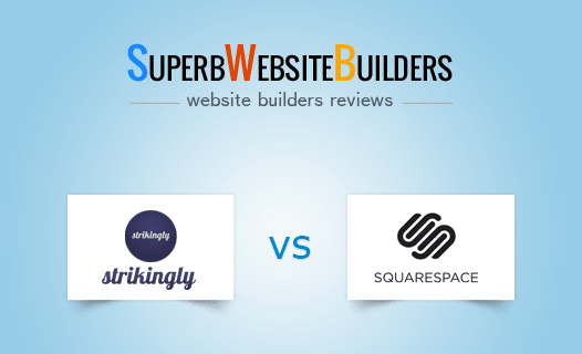 Strikingly vs Squarespace