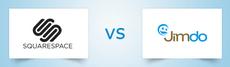 Squarespace vs Jimdo