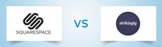 Squarespace vs Strikingly