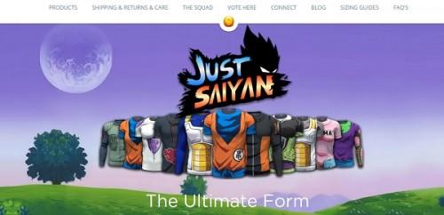 Strikingly active websites - Justsaiyan