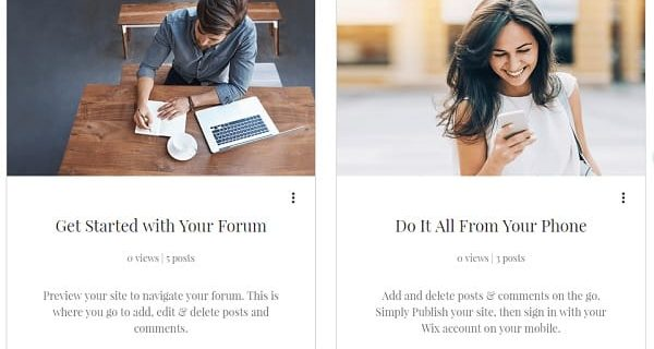 How to Create a Free Forum Website