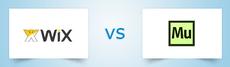 Wix vs Adobe Muse