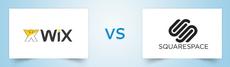 Wix vs Squarespace