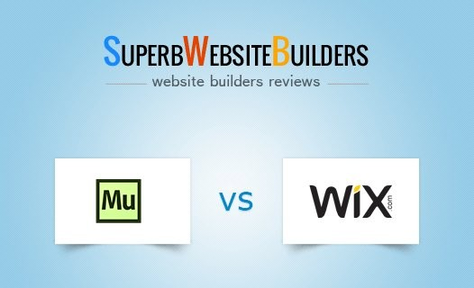 Adobe Muse vs Wix