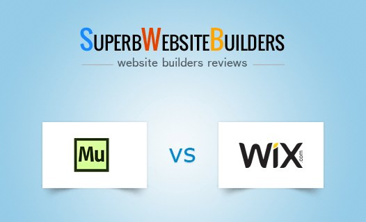 Adobe Muse vs Wix | Head-to-Head Comparison