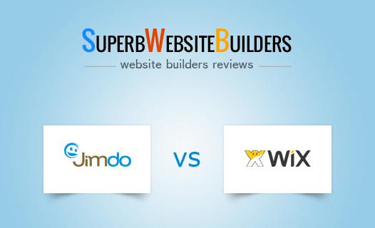 Jimdo vs Wix