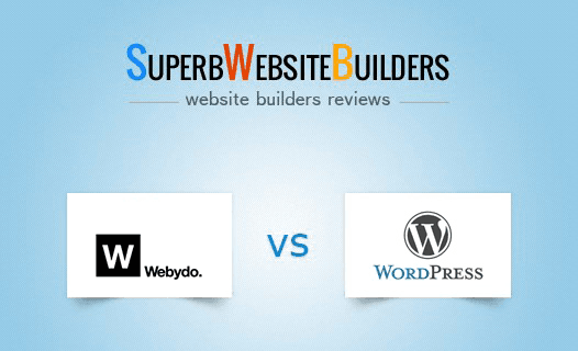 Webydo vs WordPress