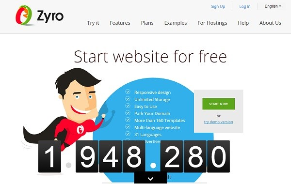 Zyro website builder review review by howard steele the more weve been relying on do it yourself website builders the more theyve improved historically website builders catered to a beginner audience solutioingenieria Choice Image
