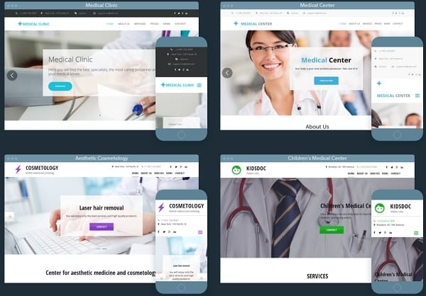 uKit Medical Templates
