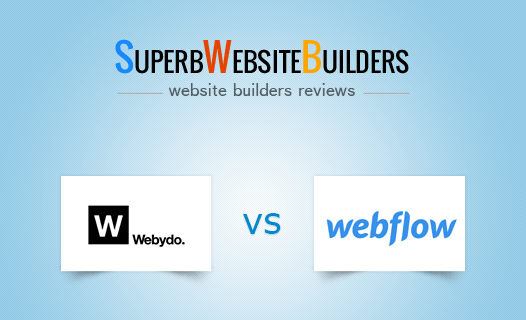 Webydo vs Webflow