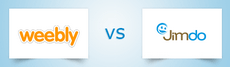 Weebly vs Jimdo