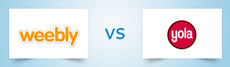 Weebly vs Yola