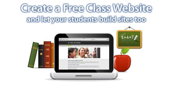 Weebly - School Website builder