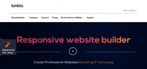 Simbla homepage