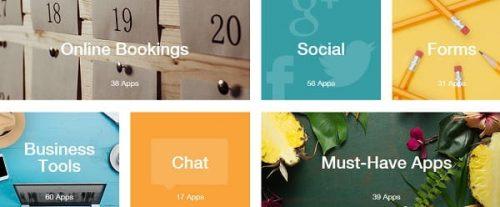 Wix Free App Market