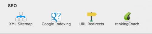 Jimdo URL redirects