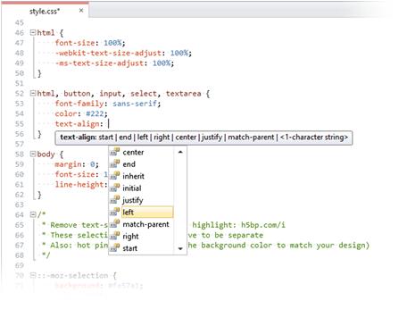 CSS3 WebMatrix