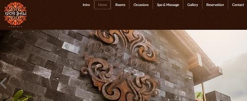 Ipoh bali hotel - MotoCMS example website